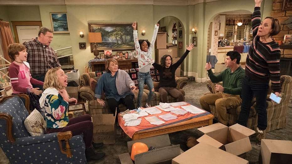 'Roseanne' finished its Season 1 revival run.