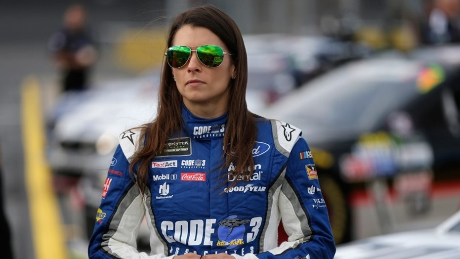 Danica Patrick will be the first female to host the annual ESPY Awards in the show's 25 year history.