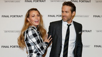 Actors Blake Lively and Ryan Reynolds arrive for a special screening of 'Final Portrait' in New York, U.S., March 22, 2018. REUTERS/Brendan McDermid - RC17C83E0E00