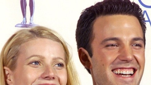 Gwyneth Paltrow and Ben Affleck of the film