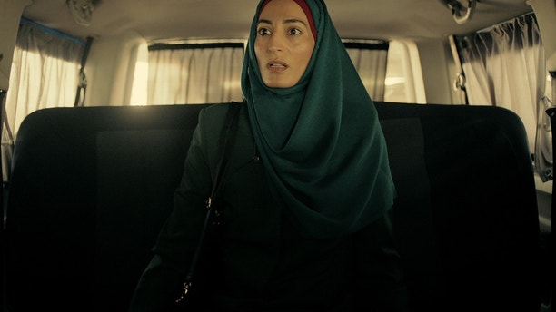 "French-Lebanese actress Laetitia Eïdo plays Dr. Shirin El Abed in ""Fauda."""
