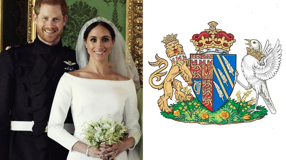 Meghan Markle Honored with Coat of Arms as Duchess of Sussex