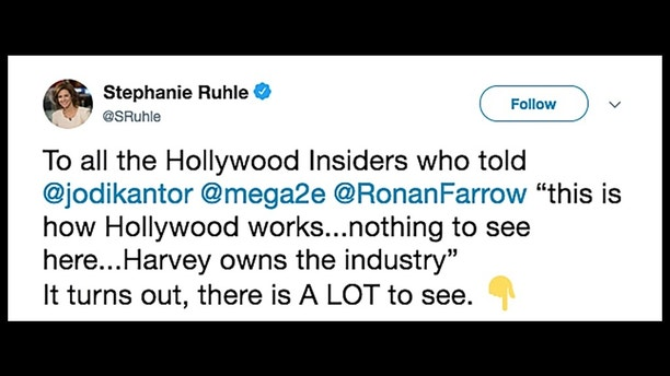 Stephanie Ruhle tweet