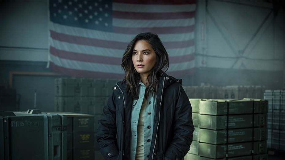 """Actress Olivia Munn joined the cast of History Channel's """"Six"""" for Season 2."""