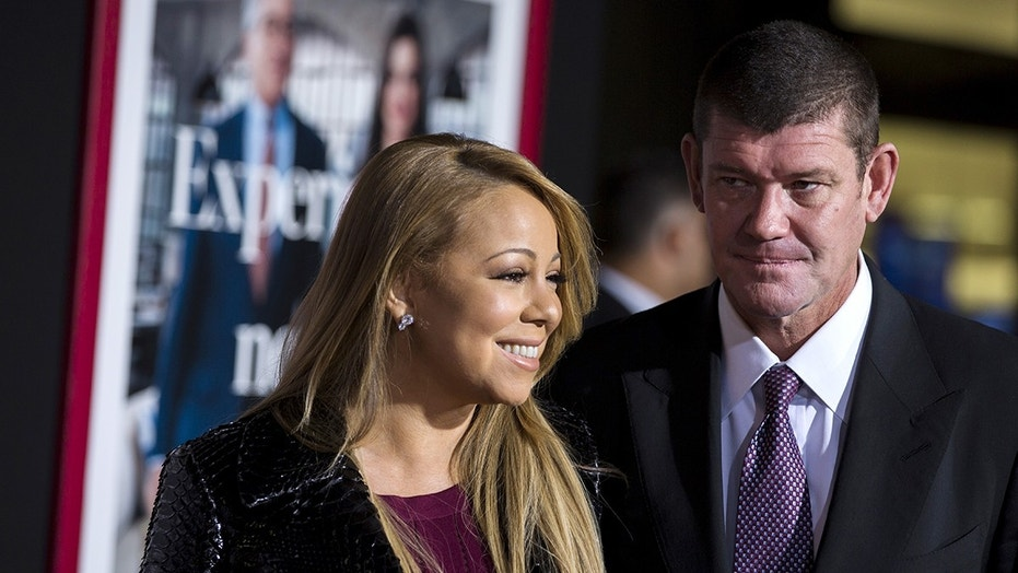 Mariah Carey has sold a ring given to her by her ex, James Packer.