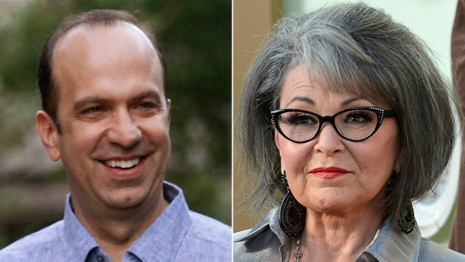 "ABC Entertainment President Ben Sherwood took credit for the now-canceled ""Roseanne"" on a regular basis."