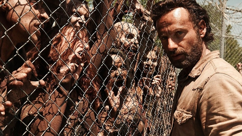 Dead man Walking. Andrew Lincoln leaving hit show
