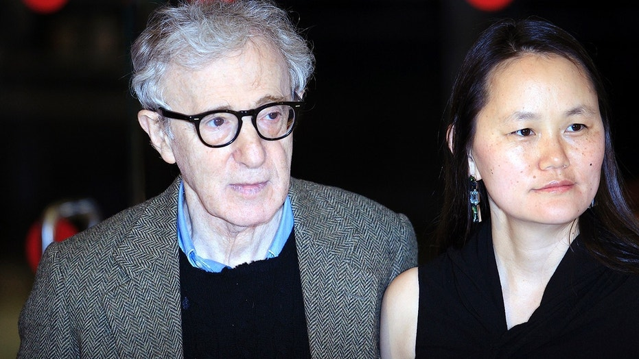 The daughter of Woody Allen, left, and his wife Soon-Yi Previn defended her father against sexual assault allegations.