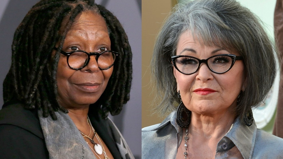 "Whoopi Goldberg has called out Roseanne Barr for retweeting a graphic Photoshopped image of her on social media. Goldberg addressed the incident on her May 30th episode of ""The View."""
