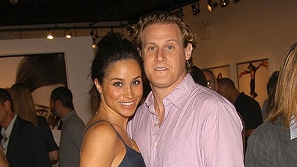 meghan markles exhusband gets engaged shortly after
