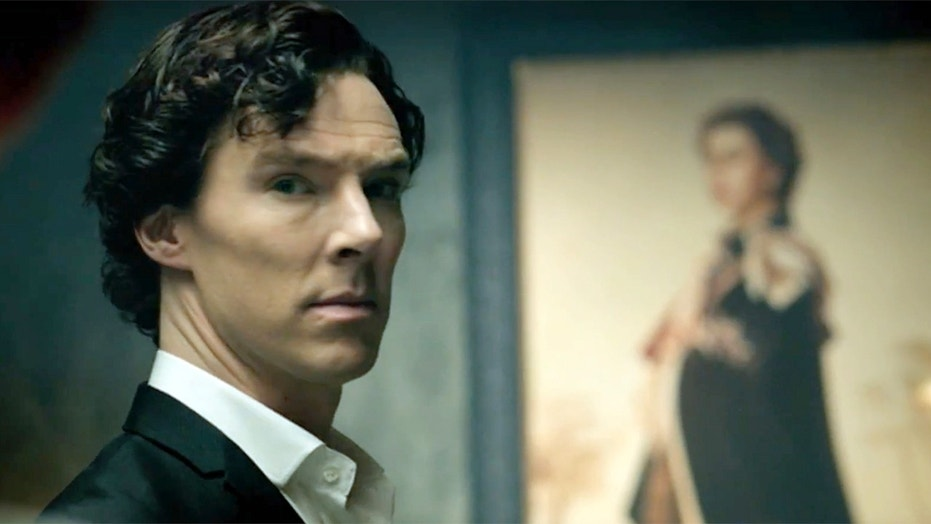 'Sherlock' star Benedict Cumberbatch saves defenseless ...