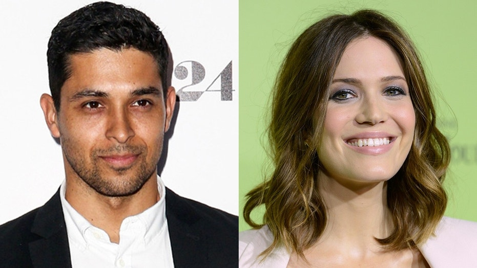 """Mandy Moore admits she was """"so shocked"""" by ex-boyfriend, Wilmer Valderrama's 2006 claims that he took her virginity."""