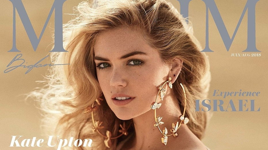 Kate Upton topped the 2018 Maxim Hot 100 list for 2018.