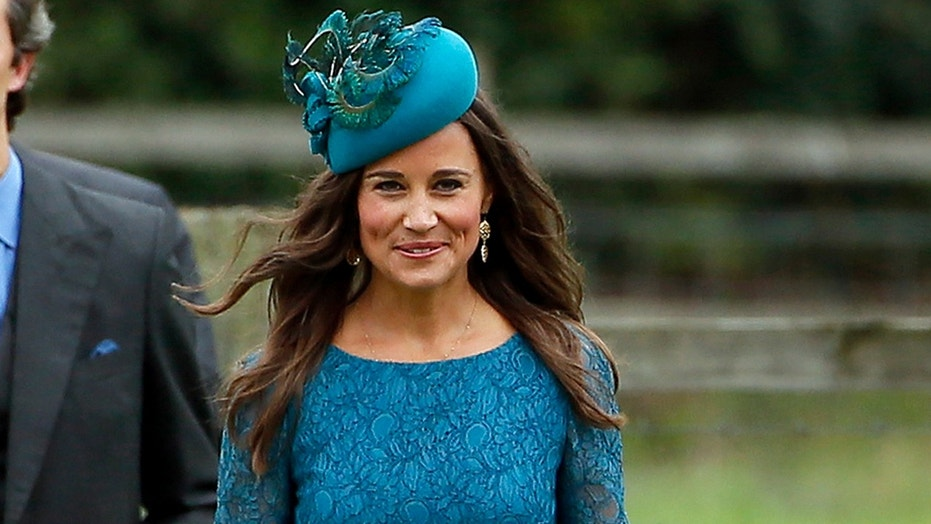 Kate Middleton's sister, Pippa, has confirmed she is pregnant with her first child.