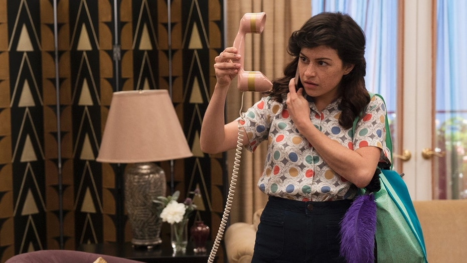 """Alia Shawkat is pictured in a scene from the new season of """"Arrested Development."""""""