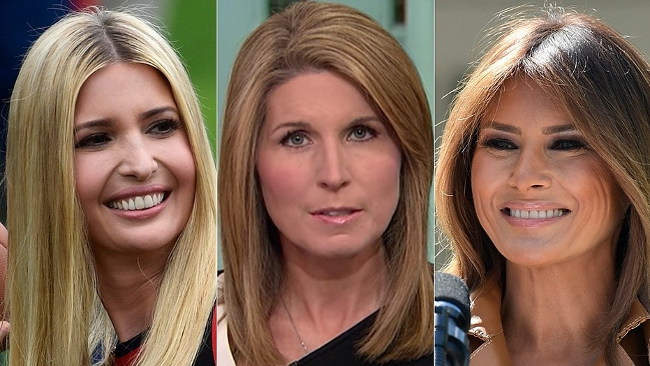 """MSNBC host Nicolle Wallace asked if women surrounding President Trump are """"dead inside."""""""