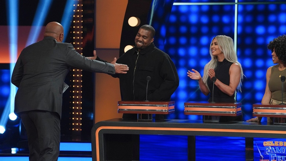 Celebrity Family Feud Put The Kardashians Vs The Wests In Its Season Premiere