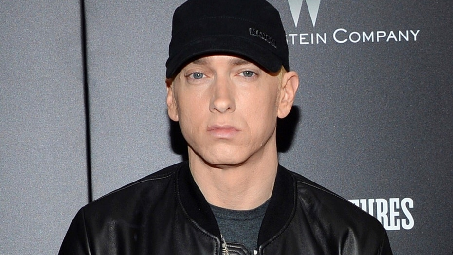 Fans spooked by gunshot sound effects during Eminem's Bonnaroo performance