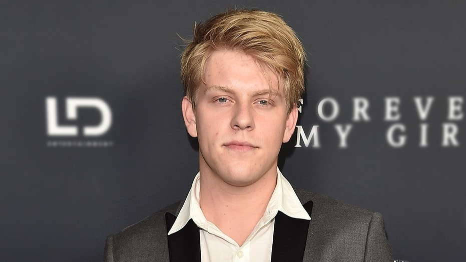 """Late Jackson Odell at the premiere of """"Forever My Girl"""" at The London West Hollywood on Jan. 16, 2018."""