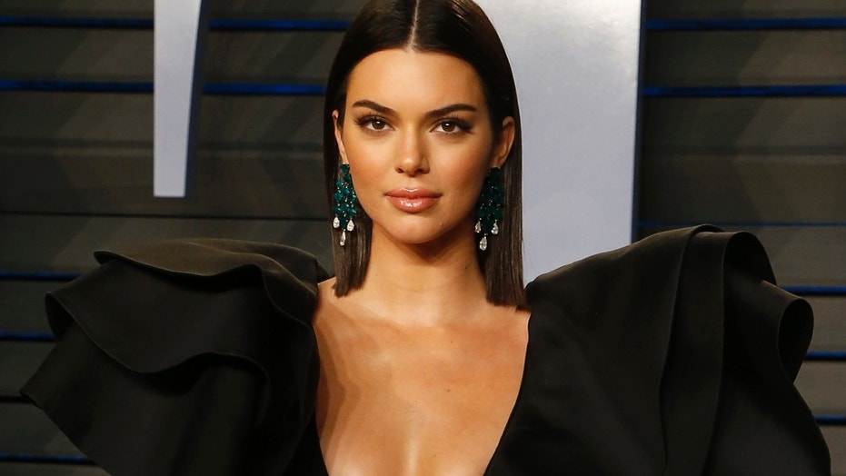 "Kendall Jenner made a Trump joke during ""Celebrity Family Feud."""