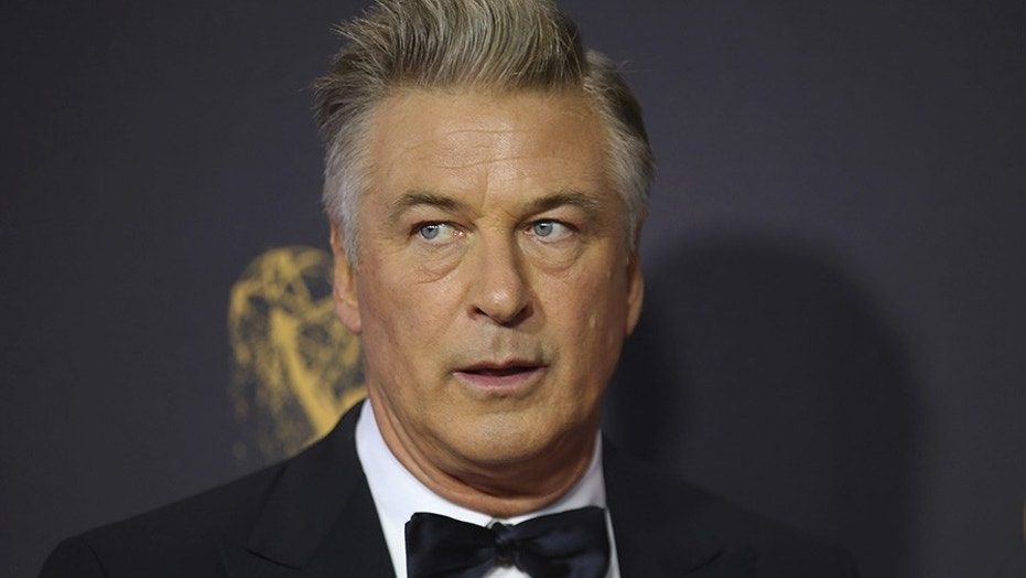 Alec Baldwin arrives to 69th Primetime Emmy Awards in Los Angeles California