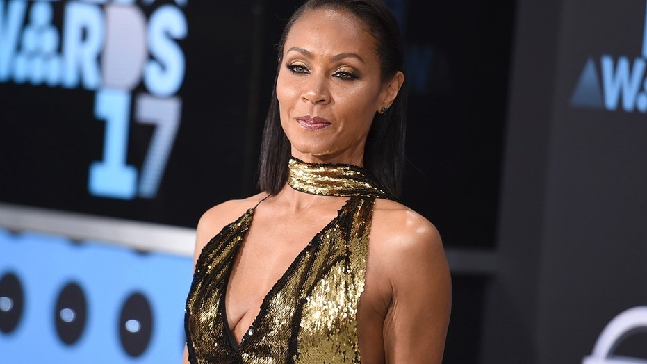 Jada Pinkett Smith reveals bouts of suicidal thoughts in the past