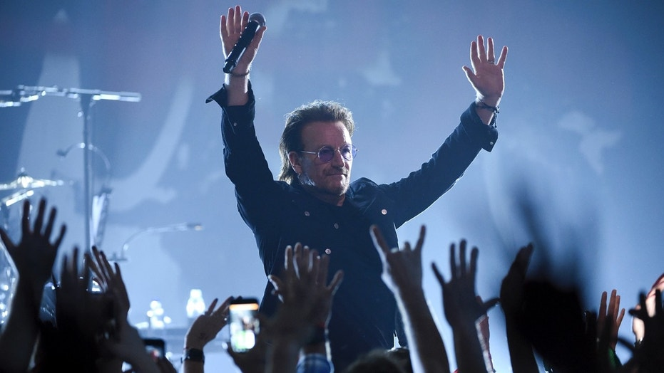 U2 frontman Bono dedicated a song to Anthony Bourdain and other celebrities such as Kate Spade and Chris Cornell, who died of suicide at special concert.