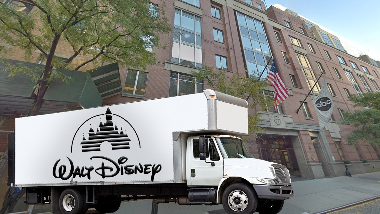 Disney selling ABC News' longtime headquarters as trouble looms for embattled TV stars, journalists