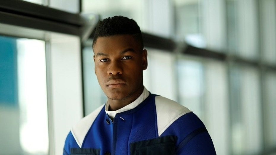 John Boyega Has A Message For Bigoted Star Wars Fans