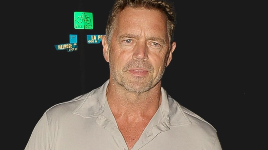John Schneider spoke about the bias against conservatives in Hollywood after serving five hours out of a three-day jail sentence for unpaid alimony.