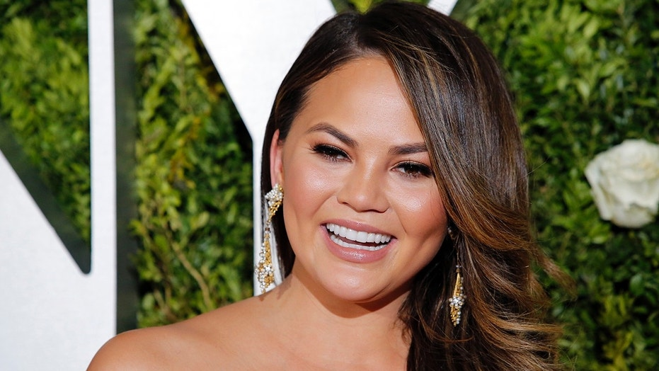 Chrissy Teigen posted some negative things about Donald Trump on his birthday.