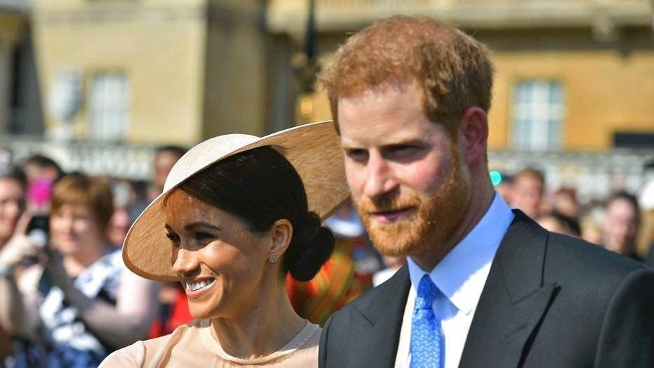 """Meghan Markle reportedly called Prince Harry the """"best husband ever."""""""