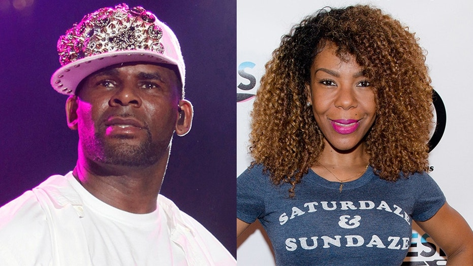 Andrea Kelly speaks out for the first time about the alleged abuse she suffered while married to ex-husband R. Kelly.