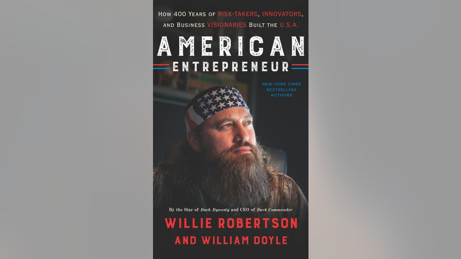 willie robertson american entrep