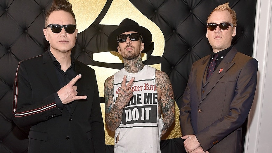 Blink-182's Travis Barker suffering from blood clots in his arms