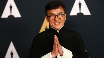 Actor Jackie Chan arrives at the 8th Annual Governors Awards in Los Angeles, California, U.S., November 12, 2016.  REUTERS/Mario Anzuoni - HT1ECBD064E0W