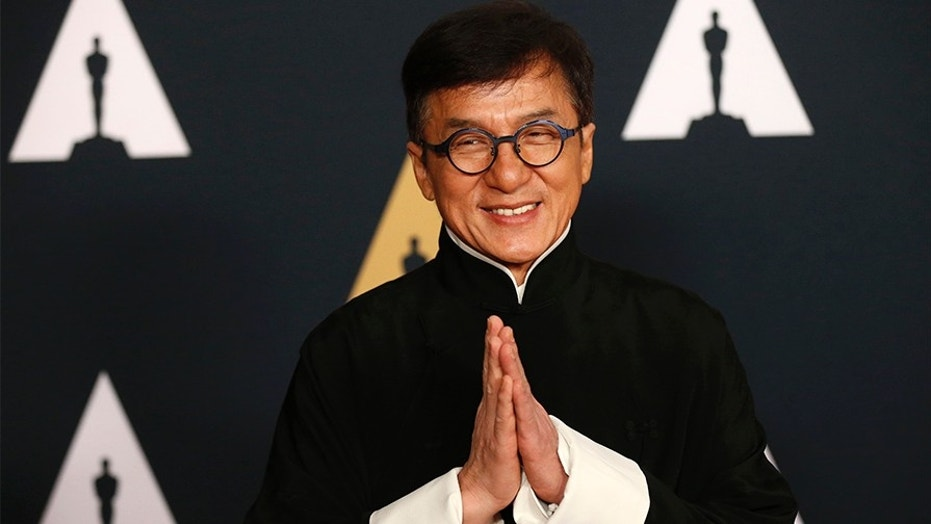"Action star Jackie Chan's previous books include ""I Am Jackie Chan: My Life in Action,"" a memoir published in 1998."