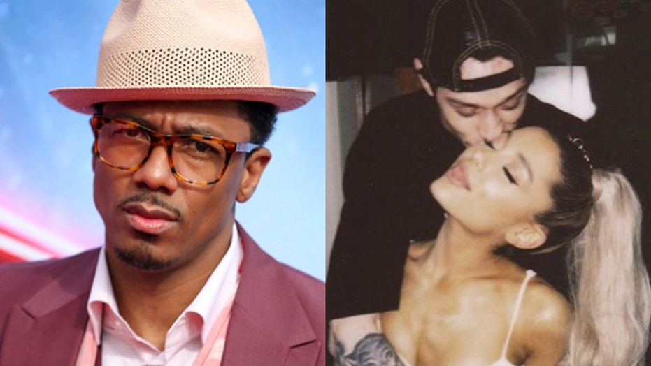 "TV host Nick Cannon reveals that he was among the first to know that ""SNL"" star Pete Davidson was planning to propose to his girlfriend, Ariana Grande."