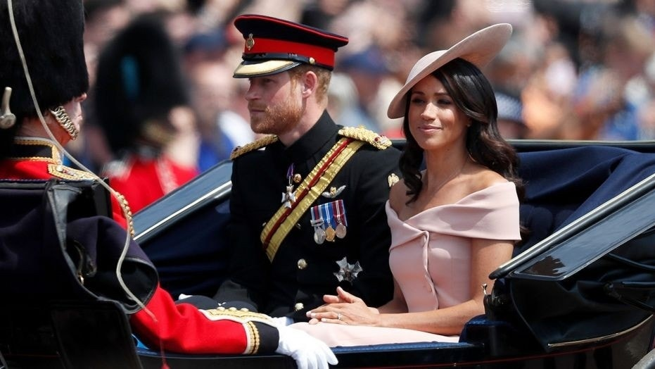 Prince Harry has been said to help style his new wife's outfits when it comes to public, royal engagements.