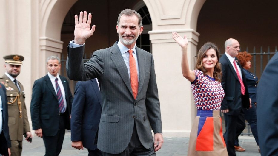 King Felipe's brother-in-law Inaki Urdangarin jailed in Spain