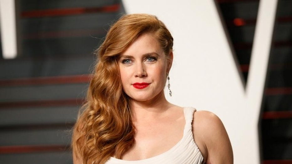 """Amy Adams says she """"started playing nuns and virgins"""" to deter unwanted advances from men."""
