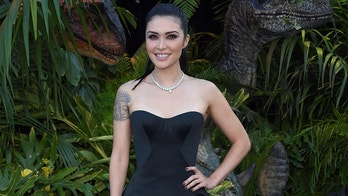 Celebrity arrivals to the 'Jurassic World: Fallen Kingdom' Los Angeles Premier at the Disney Concert Hall in Los Angeles, California, USA.Pictured: Daniella PinedaRef: SPL5003344 130618 NON-EXCLUSIVEPicture by: Zuma / SplashNews.comSplash News and PicturesLos Angeles: 310-821-2666New York: 212-619-2666London: 0207 644 7656Milan: +39 02 4399 8577photodesk@splashnews.comWorld Rights, No Argentina Rights, No Belgium Rights, No China Rights, No Czechia Rights, No Finland Rights, No Hungary Rights, No Japan Rights, No Mexico Rights, No Netherlands Rights, No Norway Rights, No Peru Rights, No Portugal Rights, No Slovenia Rights, No Sweden Rights, No Switzerland Rights, No Taiwan Rights