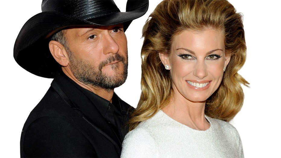 Tim McGraw, Faith Hill Say Prayer And Date Nights Are The