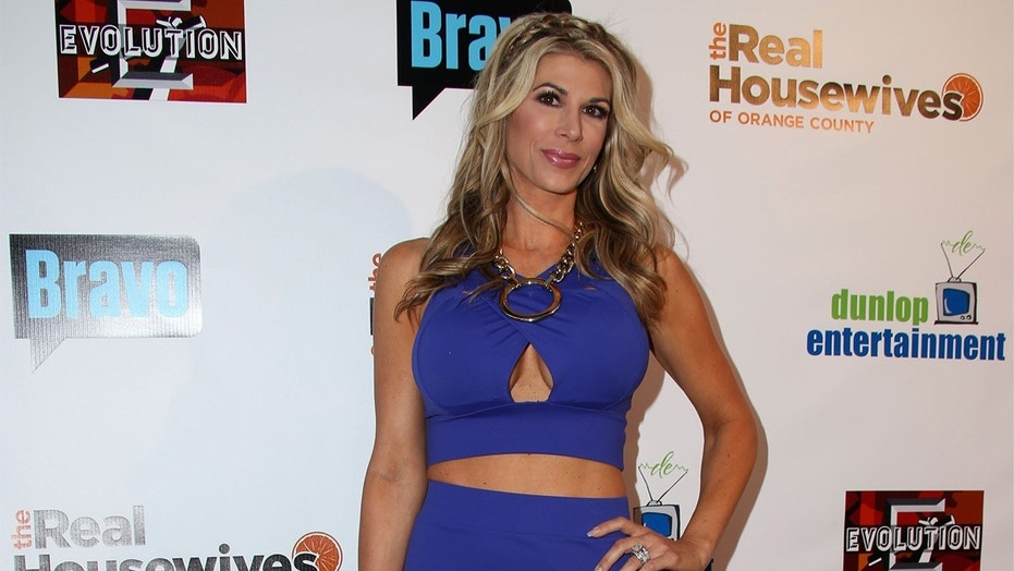 "Former ""Real Housewives of Orange County"" star Alexis Bellino's husband files for divorce."