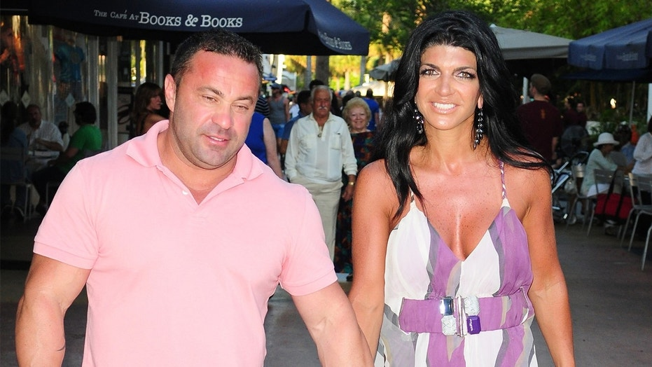 """""""Real Housewives of New Jersey"""" star Teresa Giudice's husband, Joe, is reportedly in deportation proceedings as he serves his 41 month prison sentence."""