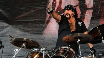 ***FILE PHOTO*** Pantera co-founder Vinnie Paul has passed away at age 54 Hellyeah performing at The House of Blues in Chicago, Illinois. June 25,2012. Credit: Gene Ambo/MediaPunch ***NO UK, NO JAPAN*** /IPX