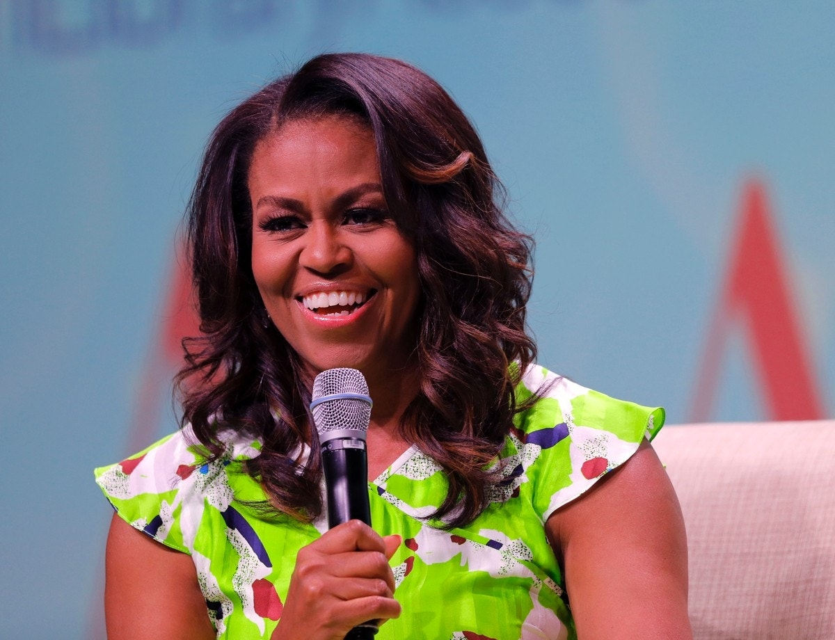 Michelle Obama Healthy Food Policy