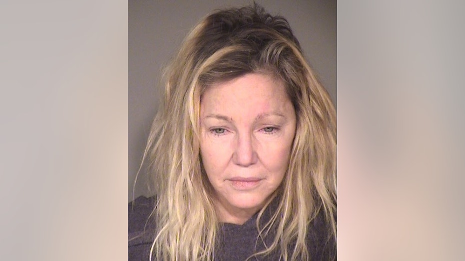 """Police said Heather Locklear appeared """"heavily intoxicated"""" and was """"arguing with other subjects at the residence."""""""