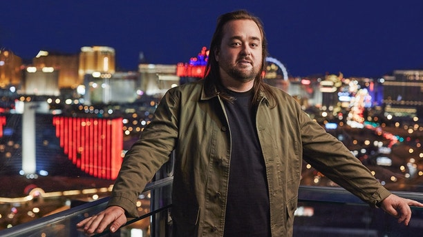 chumlee history channel
