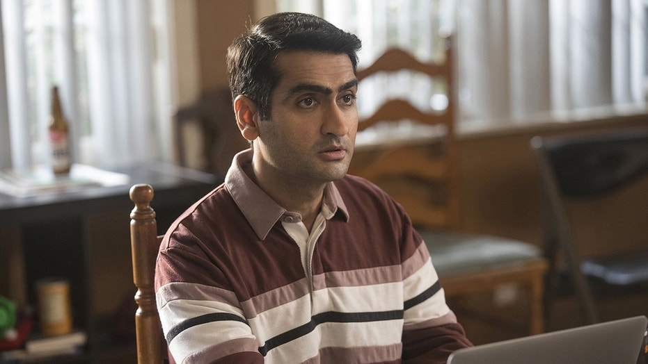 Kumail Nanjiani, pictured here in his role on HBO's 'Silicon Valley,' has reportedly been tapped for a role in the new 'Men in Black' movie.
